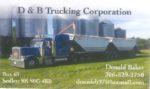 D&B Trucking